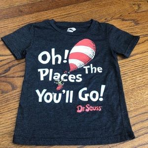 Dr. Suess Oh! The Place's You'll Go! T 5T